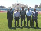 إستاد الإسكندرية الرياضى يستضيف عدد من بطولات الجمهورية للكاراتيه
