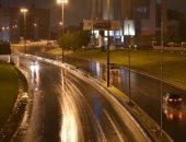 الأمطار الغزيرة تغرق مدينة مصراته غرب ليبيا