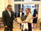 وزير الآثار يبحث التعاون مع الأكاديمية البولندية العلمية فى المجال الأثرى