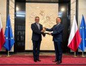 وزير السياحة البولندى يؤكد أهمية مصر كمقصد آمن لسائحى بولندا.. صور