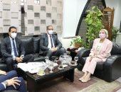 وزيرة البيئة تؤكد سعى الوزارة لوضع محميات الفيوم على خريطة السياحة البيئية