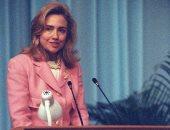 هيلارى كلينتون تؤكد عدم كفاية الحديث عن حقوق المرأة وحاجتها إلى توسيع قوتها