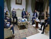 محافظ جنوب سيناء يعقد مؤتمرا مع الجهات التنفيذية قبل افتتاح مشروعات تنموية