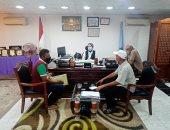 رئيس مدينة سفاجا تناقش 25 شكوى فى لقاء المواطنين وتوجه بتحسين الخدمات