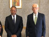 نائب وزير الخارجية للشئون الأفريقية يستقبل مدير برنامج الغذاء العالمى بمصر