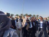 وزيرة الصحة تصل الإسماعيلية لمتابعة آخر الاستعدادات لمنظومة التأمين.. صور