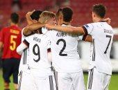 كروس على رأس قائمة ألمانيا ضد أوكرانيا فى دوري الأمم الأوروبية