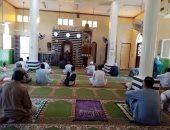 صور.. افتتاح 4 مساجد جديدة بالأقصر وسط إجراءات وقائية خلال صلاة الجمعة