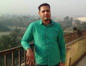 صورة شاب فقد حياته بإطلاق النار عليه فى الهرم