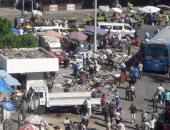 شكوى من سوق الجمعة العشوائى بشارع كينج عثمان بالإسكندرية