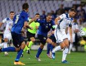البوسنة توقف سلسلة الفوز المتتالى لإيطاليا.. فيديو