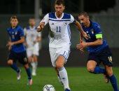 ملخص وأهداف مباراة إيطاليا ضد البوسنة فى دورى الأمم الأوروبية