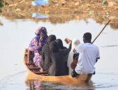 إعلان حالة الطوارئ.. صور وفيديوهات لتشرد الآلاف بالسودان جراء الفيضانات والسيول