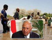 الخارجية السودانية تشكر مصر والدول العربية للدعم فى مواجهة آثار الفيضانات