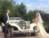 من يشارك العروسين ركوب سيارة الزفاف؟.. اعرف الإتيكيت بيقول إيه