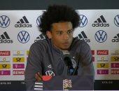 ساني: أفقد إيقاع المباريات..وسعيد بأدائى ضد إسبانيا