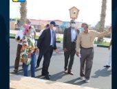 محافظ جنوب سيناء يتفقد مشروعات خدمية وتنموية بالطور.. صور