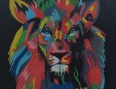 قارئ يشارك برسومات فنية وبورتريه تبرز موهبته فى الرسم