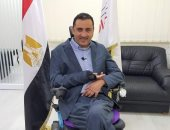 رئيس الاتحاد المصرى للغوص والإنقاذ يلتقى البطل العالمى الربان ولاء حافظ.