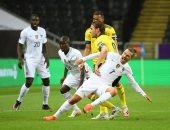 السويد ضد فرنسا.. مبابي يتفوق للديوك فى الشوط الأول بدورى الأمم الأوروبية
