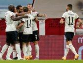 بلجيكا تتصدر مجموعتها بدوري الأمم الاوروبية بثنائية ضد الدنمارك.. فيديو