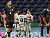 ملخص وأهداف مباراة البرتغال ضد كرواتيا بدوري الأمم الأوروبية