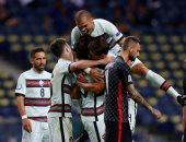 البرتغال حامل اللقب يقسو على كرواتيا 1/4 فى دوري الأمم الأوروبية