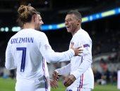 ملخص وأهداف مباراة السويد ضد فرنسا بدورى الأمم الأوروبية