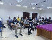افتتاح فعاليات المدرسة الصيفية لعلوم الفضاء بفرع جامعة بنها فى العبور.. صور