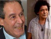 مجدى نجيب يحول 22 أغنية لمحمد منير إلى لوحات فنية