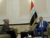 رئيس وزراء العراق يبحث مع مسئولة أممية سير تنفيذ برامج مكافحة التطرف