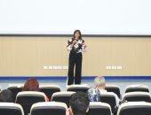 وزيرة الهجرة تشرح كيف ساهم مشروع الجلالة فى الحد من الهجرة غير الشرعية