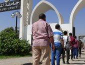 انتظام امتحانات الدراسات العليا بجامعة المنيا وسط إجراءات احترازية مشددة
