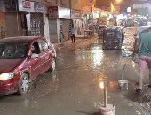 شكوى من انتشار مياه الصرف الصحى فى زهراء مدينة نصر