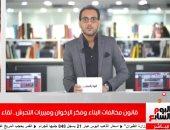 التنمية والخدمات أهم من بناء المساجد.. مبروك عطية فى تصريحات لـ تليفزيون اليوم السابع