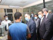 صور.. وزير الداخلية يتفقد الحالة الأمنية بالقاهرة والجيزة في جولة مفاجئة