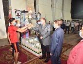 محافظ أسيوط يطلق شعلة أولمبياد الطفل المصرى النسخة الثانية 2020