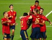 موراتا يفتتح أهداف إسبانيا ضد ألمانيا بالدقيقة 17 بدورى الأمم الأوروبية