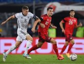 ملخص واهداف مباراة سويسرا ضد ألمانيا في دوري الأمم الأوروبية