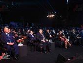 صور.. رئيس الوزراء ووزير الرياضة و17 وزيراً يشهدون مراسم قرعة مونديال اليد