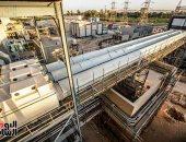 تدشين محطة كهرباء الوليدية العملاقة بأسيوط بتكلفة 8 مليارت جنيه.. صور