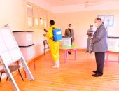 محافظ أسيوط : تجهيز 636 لجنة فرعية لاستقبال إعادة انتخابات الشيوخ