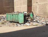 شكوى من انتشار القمامة والأوبئة فى منطقة عمرو بمركز القوصية بأسيوط