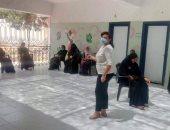 قومى المرأة بالبحر الأحمر يعقد ندوة للوقاية من كورونا بالتنسيق مع الصحة..صور
