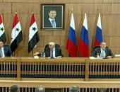 وزير الخارجية السوري يكشف تفاصيل لقاء الوفد الروسي مع الرئيس الأسد