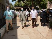 جامعة أسيوط تستعد للعام الدراسى الجديد بتطبيق الإجراءات الوقائية ضد كورونا