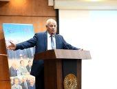 محافظ بورسعيد يشكر الأجهزة الأمنية والتنفيذية لجهودهم فى تأمين  انتخابات الشيوخ