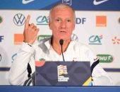 فرنسا ضد كرواتيا.. ديشامب: سنقوم بالعديد من التغييرات على التشكيل الأساسي