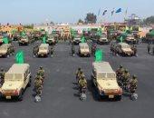 القوات المسلحة تشارك فى تأمين جولة الإعادة لانتخابات مجلس الشيوخ 2020