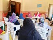 ندوات لتوعية السيدات بأهمية مشاركتهن في انتخابات الإعادة بكفر الشيخ
